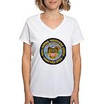 NCIS Hawaii Women's V-Neck T-Shirt