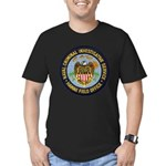 NCIS Hawaii Men's Fitted T-Shirt (dark)
