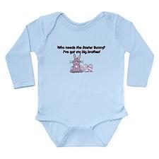 I've Got My Big Brother! Long Sleeve Infant Bodysu