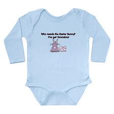 I've Got Grandma! Long Sleeve Infant Bodysuit
