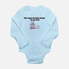 I've Got Oma! Long Sleeve Infant Bodysuit