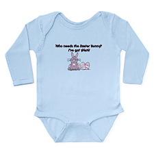 I've Got Mimi! Long Sleeve Infant Bodysuit