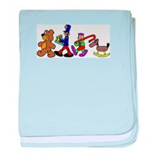 Toy Parade Infant Blanket