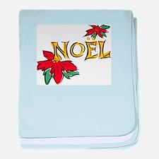 Holly Noel Infant Blanket