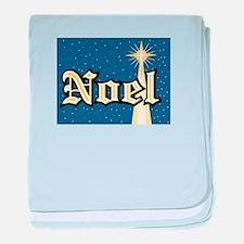 Night Noel Infant Blanket