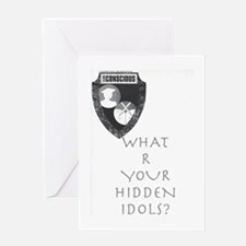 Idols Greeting Cards