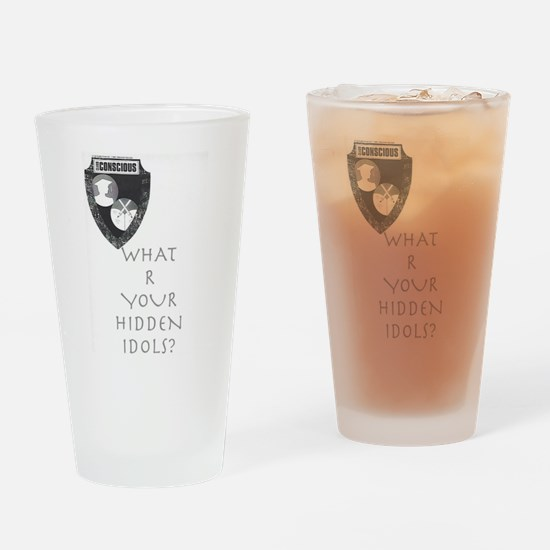 Idols Drinking Glass