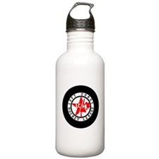 Left Coast Hockey Water Bottle