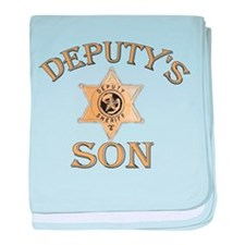 Deputy's Son Infant Blanket