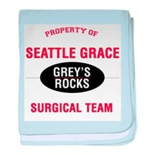 Greys Rocks Infant Blanket