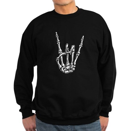 Bony Rock Hand Sweatshirt (dark)