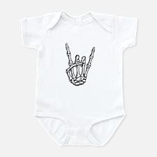 Bony Rock Hand Infant Bodysuit