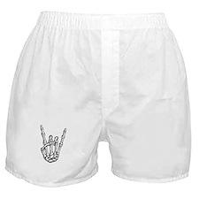 Bony Rock Hand Boxer Shorts
