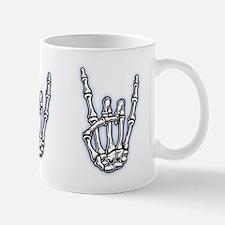 Bony Rock Hand Small Small Mug