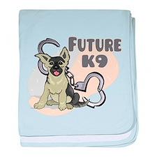 Future K9 Infant Blanket