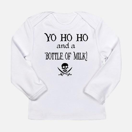 Yo Ho Ho Long Sleeve Infant T-Shirt