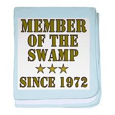 Swamp Member Infant Blanket