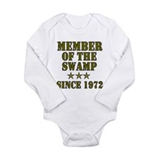 Swamp Member Long Sleeve Infant Bodysuit