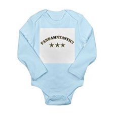 Fandamtastic Long Sleeve Infant Bodysuit