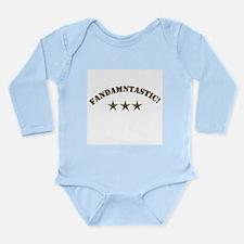 Fandamtastic Long Sleeve Infant Bodysuit