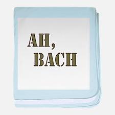 Ah, Bach Infant Blanket