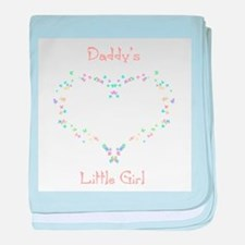 Daddy's Girl Forever Infant Blanket