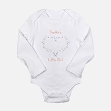 Daddy's Girl Forever Long Sleeve Infant Bodysuit