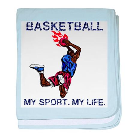 My Sport My Life Infant Blanket