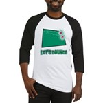 Let's Bounce Dice (Die) Baseball Jersey