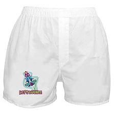 Let's Bounce Pogo Stick Boxer Shorts