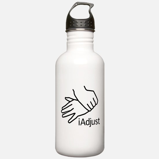 iAdjust - Chiro Hands Water Bottle