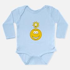 Bright Idea Smart Smiley Face Long Sleeve Infant B
