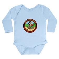 Bristol Gem Long Sleeve Infant Bodysuit