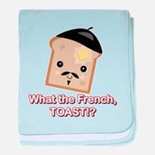 What the French Toast Kawaii Infant Blanket