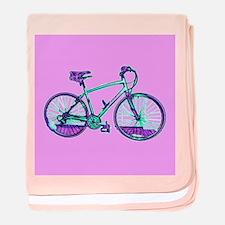 Bicycle Cycling Bike Baby Blanket Infant Blanket