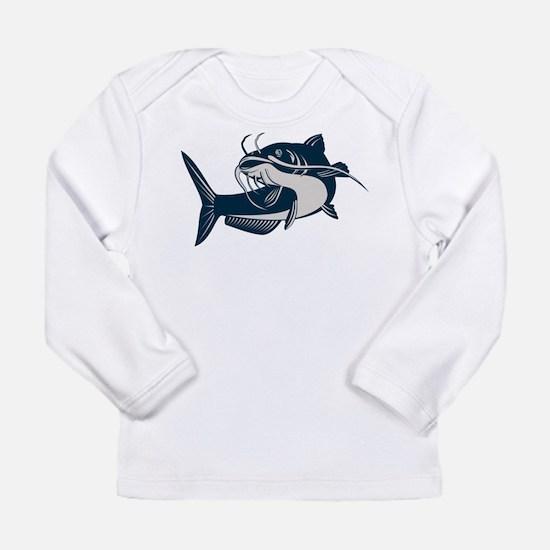 catfish Long Sleeve Infant T-Shirt