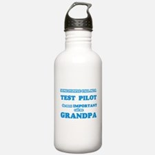 Some call me a Test Pi Water Bottle
