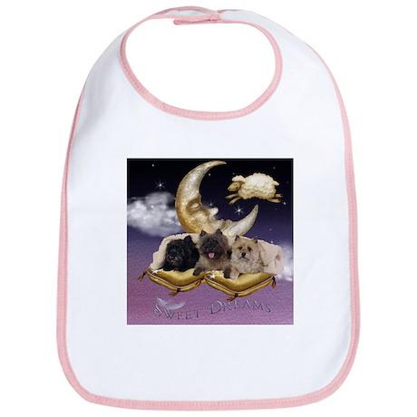 Sweet Dreams Cairn Terrier Bib