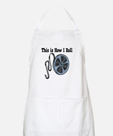 How I Roll (Movie Film) Apron