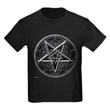Silver Pentagram T