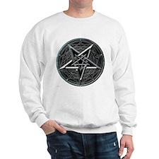 Silver Pentagram Sweater