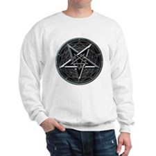Silver Pentagram Sweatshirt