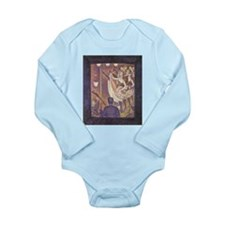 Seurat The Can-Can Long Sleeve Infant Bodysuit