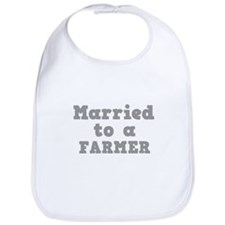 Married to a Farmer Bib