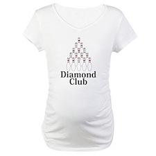 Diamond Club Logo 9 Shirt Design Front