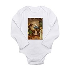 Vintage Christmas Nativity Baby Outfits