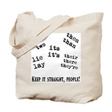 Pet Peeves Tote Bag