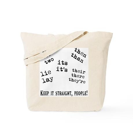Pet Peeves Tote Bag