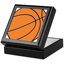 Basketball Belly Keepsake Box