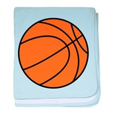 Basketball Belly Infant Blanket